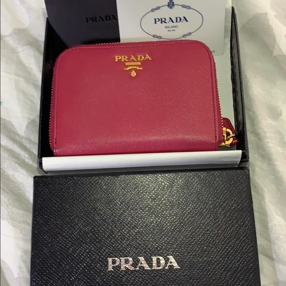 de02fbdbe7d791 Prada Bags | Wallet | Poshmark